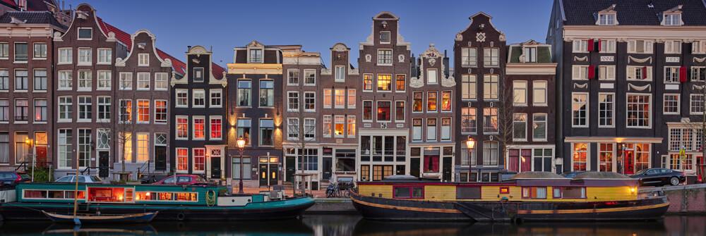 Holland op fotobehang