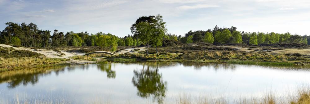 Landschap Fotobehang