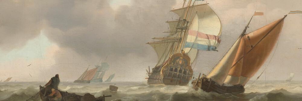 Fotobehang van schilderwerken