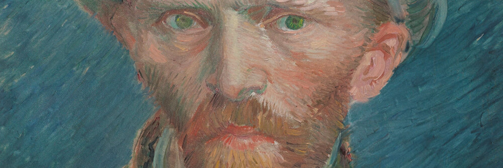 Van Gogh behang