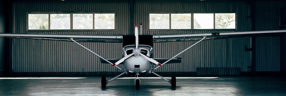 Fotobehang met Vliegtuigen