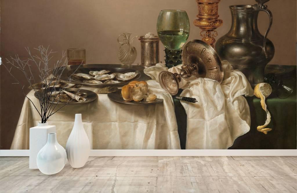 Rijksmuseum - Stilleven met vergulde bokaal - Keuken 1