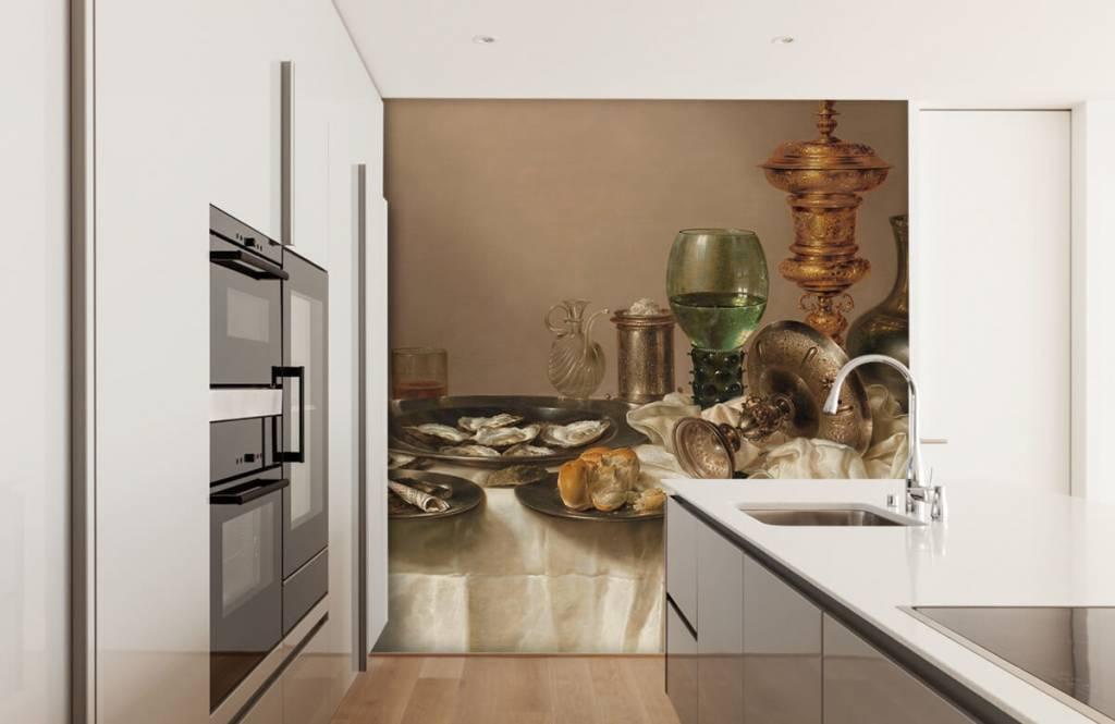 Rijksmuseum - Stilleven met vergulde bokaal - Keuken 4