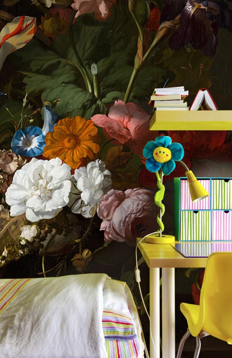 Rijksmuseum - Vaas met bloemen, Jan Davidsz - Woonkamer 7