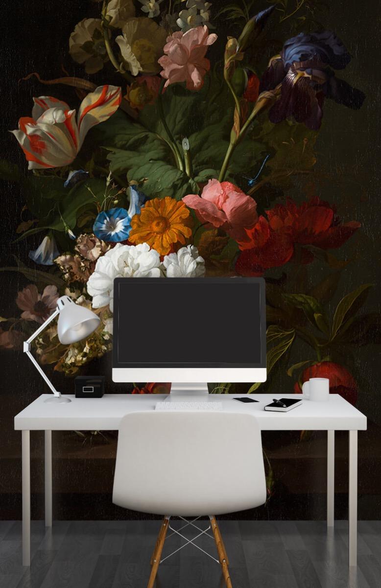 Rijksmuseum - Vaas met bloemen, Jan Davidsz - Woonkamer 10
