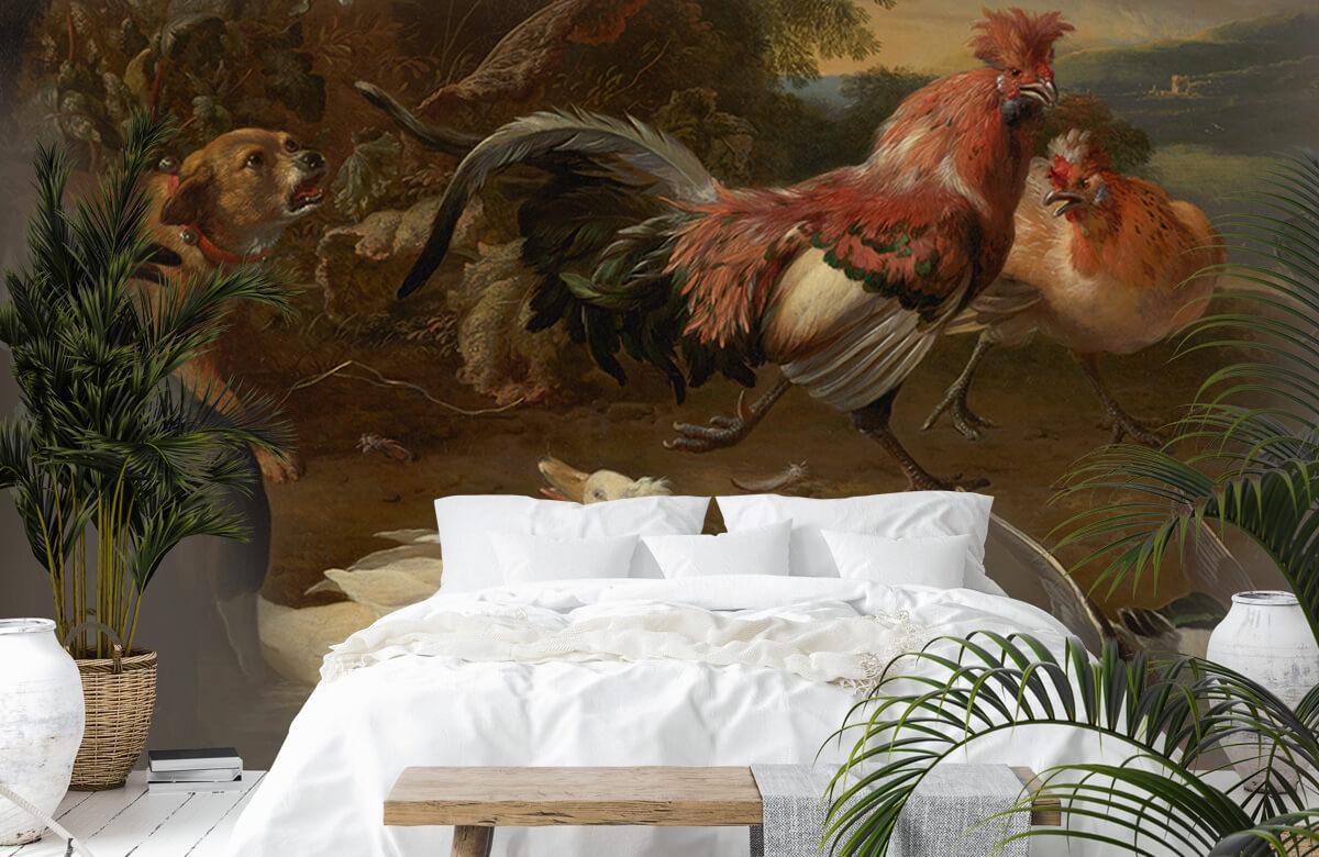 Rijksmuseum - Kippen en eenden - Keuken 6