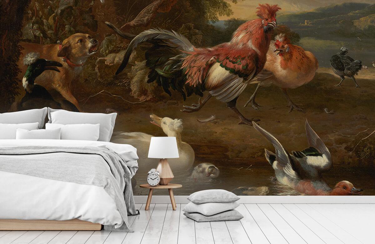 Rijksmuseum - Kippen en eenden - Keuken 7