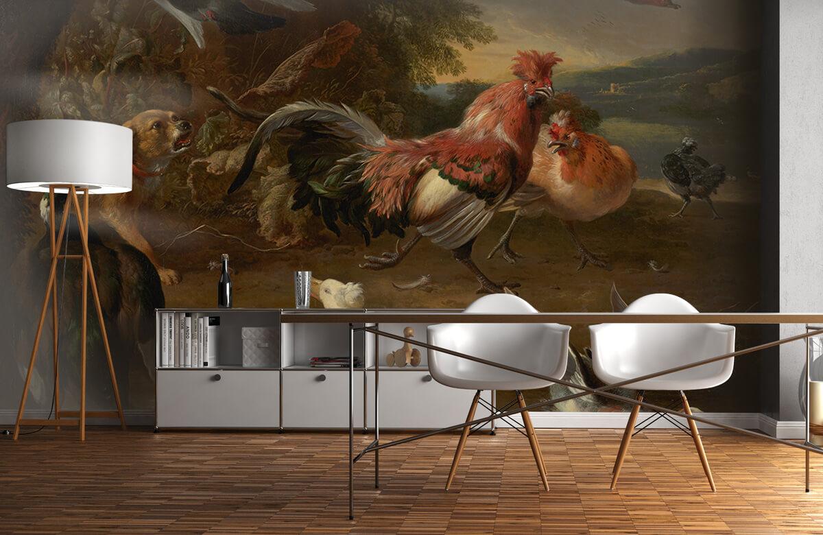 Rijksmuseum - Kippen en eenden - Keuken 11