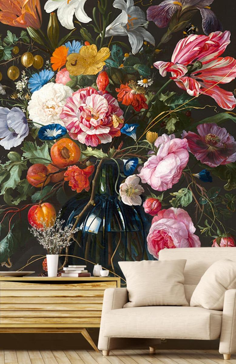 Rijksmuseum - Vaas met bloemen - Keuken 1