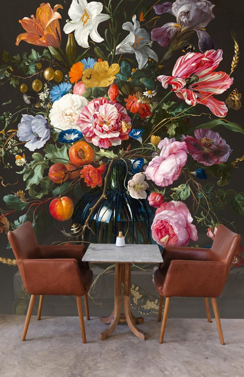 Rijksmuseum - Vaas met bloemen - Keuken 3