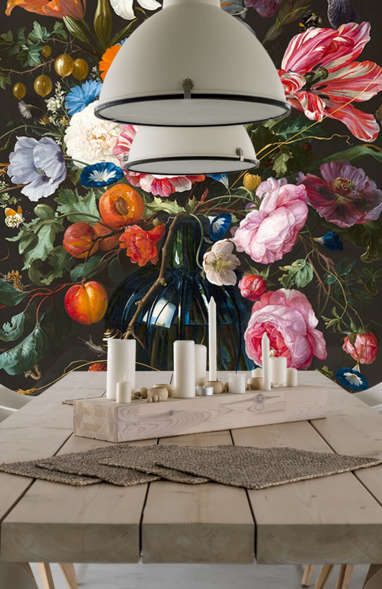 Rijksmuseum - Vaas met bloemen - Keuken 4