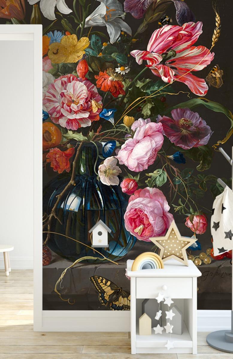 Rijksmuseum - Vaas met bloemen - Keuken 6