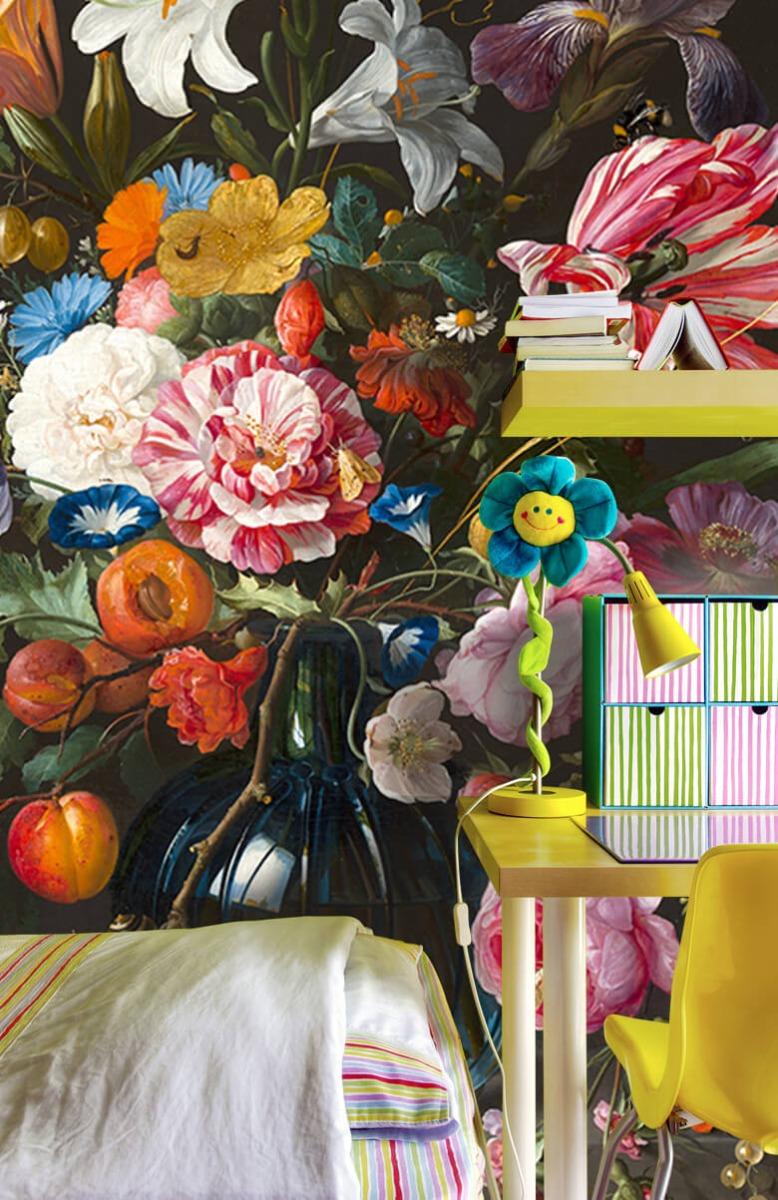 Rijksmuseum - Vaas met bloemen - Keuken 7