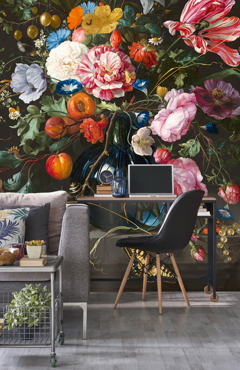 Rijksmuseum - Vaas met bloemen - Keuken 8