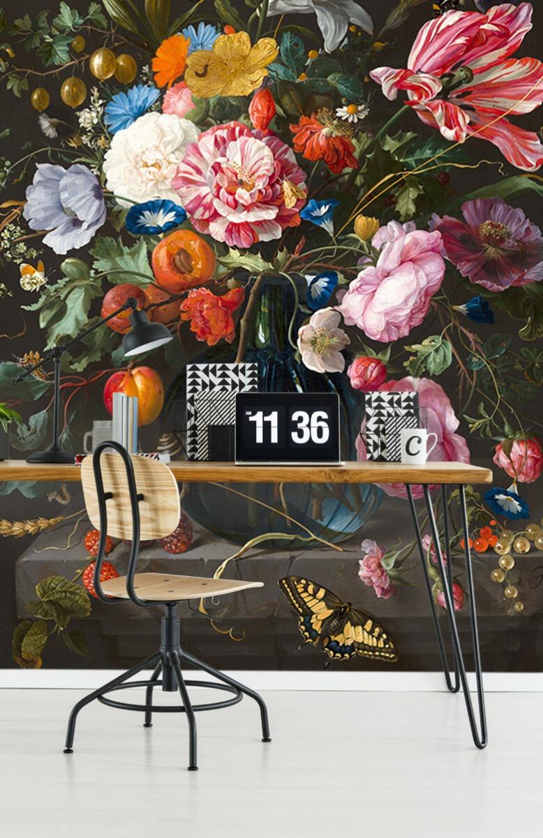 Rijksmuseum - Vaas met bloemen - Keuken 9