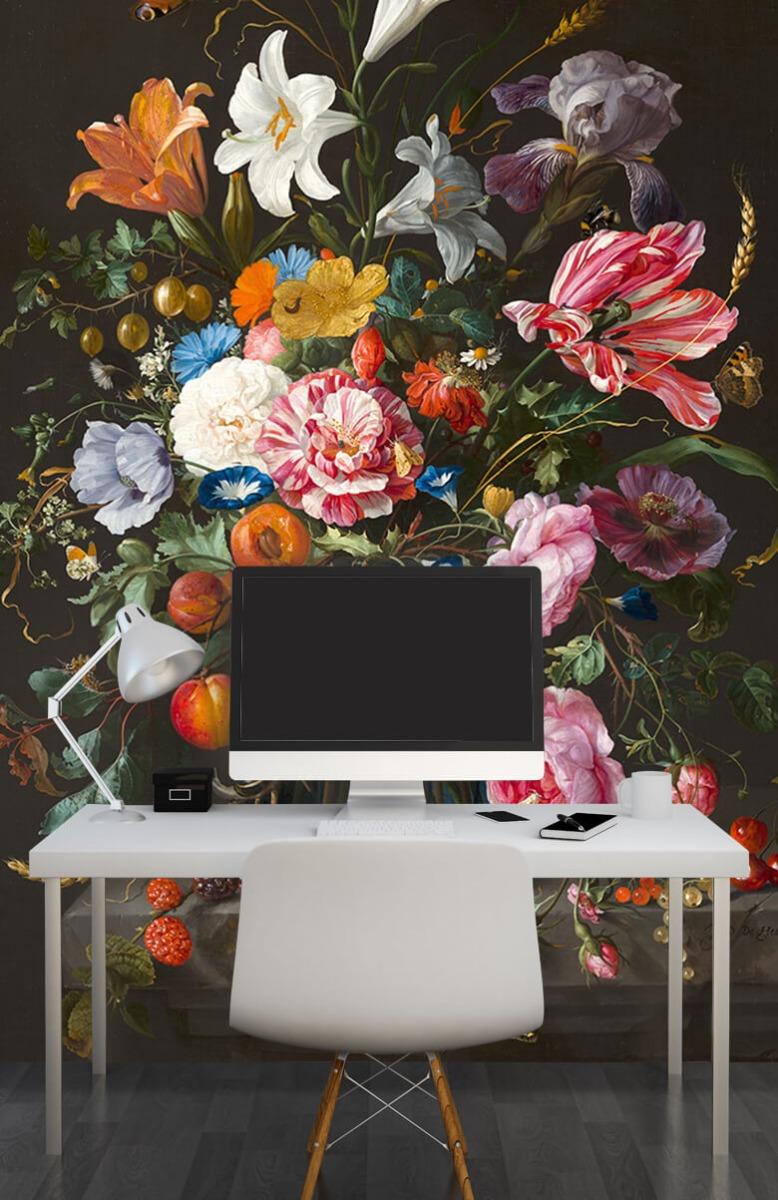 Rijksmuseum - Vaas met bloemen - Keuken 10