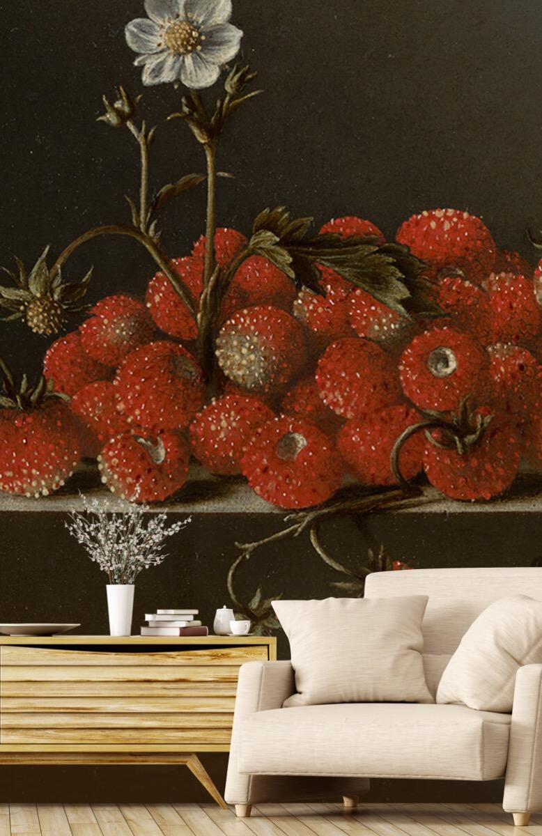 Rijksmuseum - Stilleven met bosaardbeien - Keuken 1