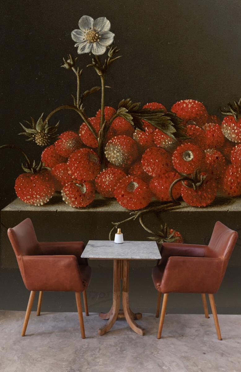 Rijksmuseum - Stilleven met bosaardbeien - Keuken 3