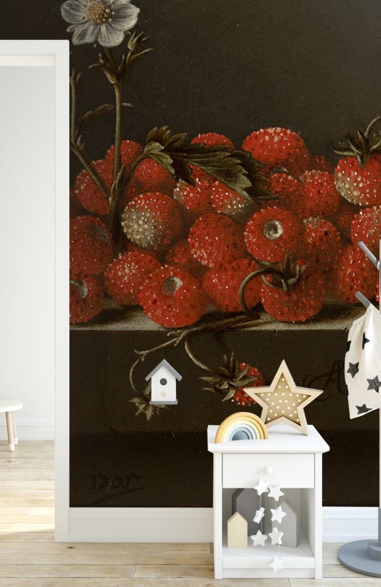 Rijksmuseum - Stilleven met bosaardbeien - Keuken 6