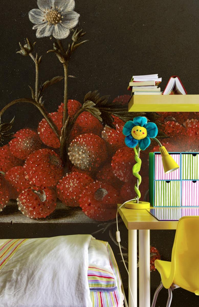 Rijksmuseum - Stilleven met bosaardbeien - Keuken 7