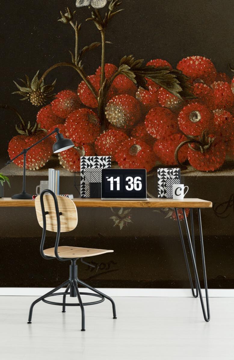 Rijksmuseum - Stilleven met bosaardbeien - Keuken 9