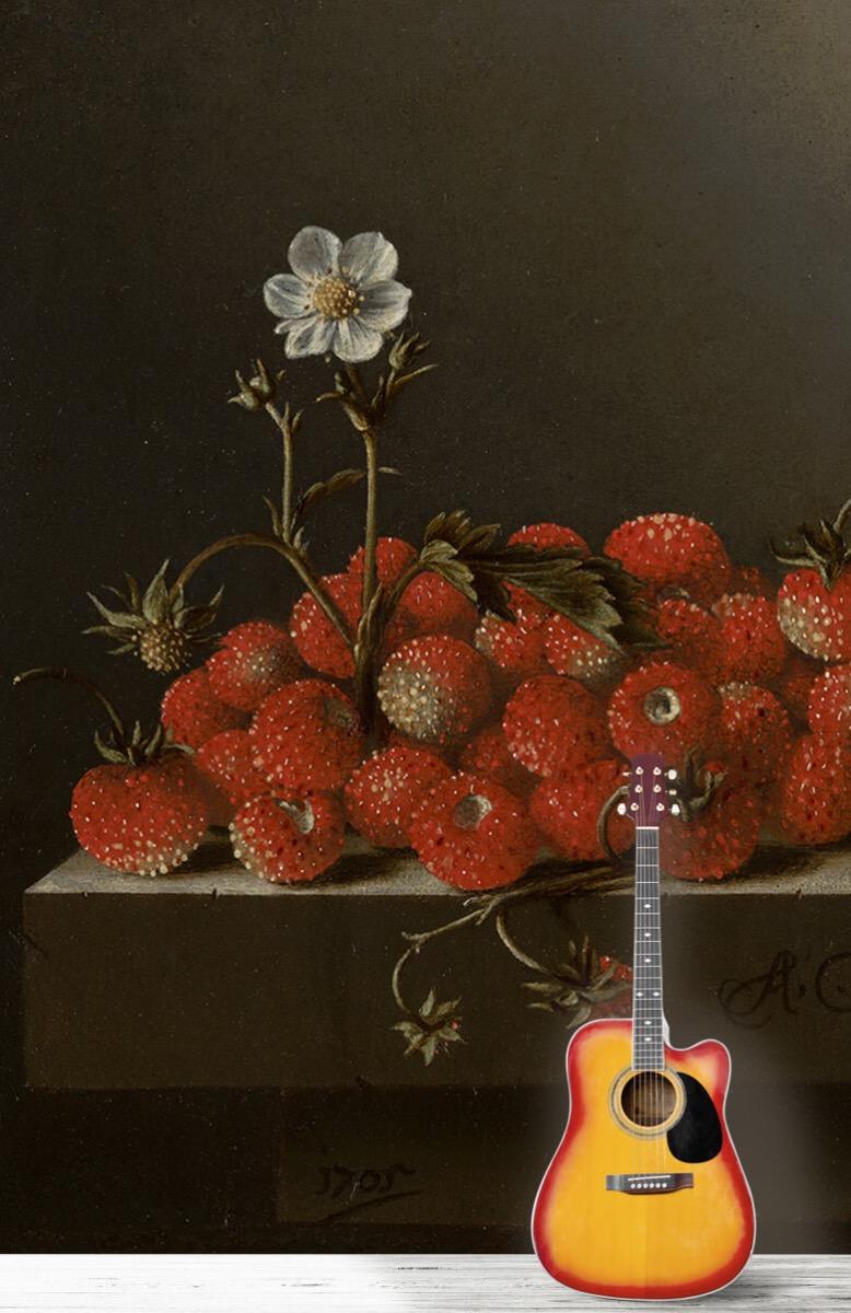 Rijksmuseum - Stilleven met bosaardbeien - Keuken 11