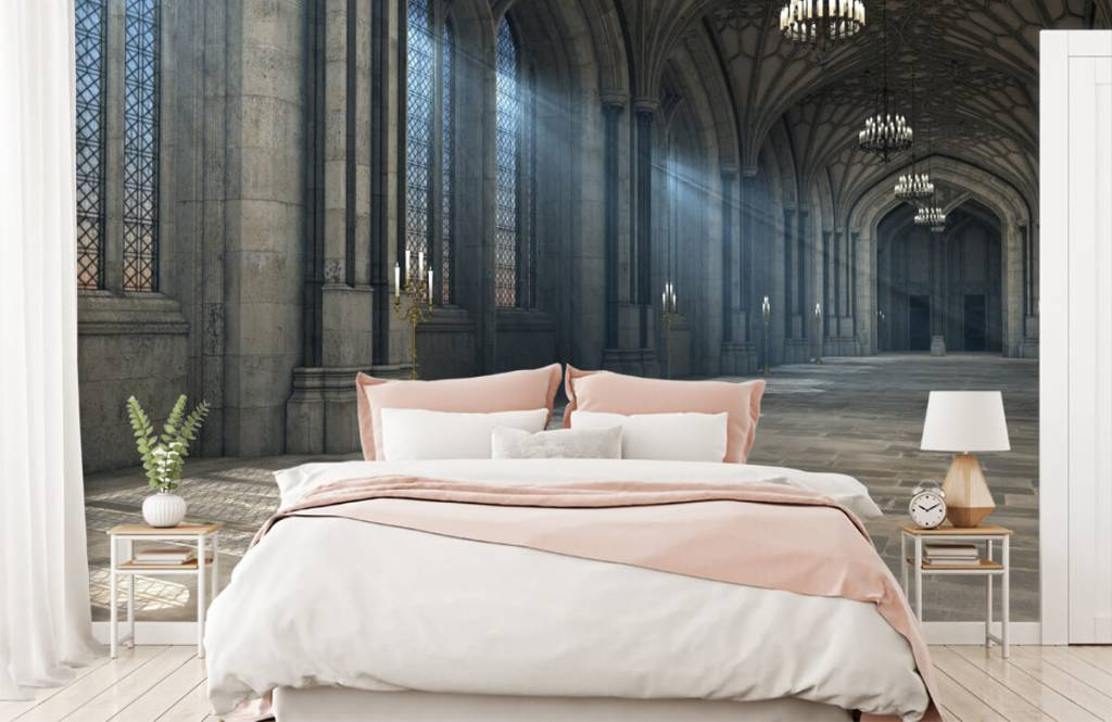 Gebouwen - 3D Kathedraal - Hobbykamer 1