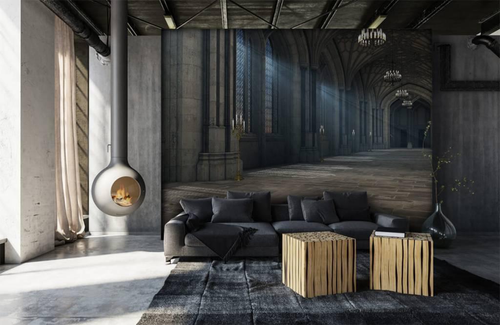 Gebouwen - 3D Kathedraal - Hobbykamer 2