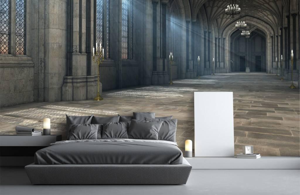 Gebouwen - 3D Kathedraal - Hobbykamer 3
