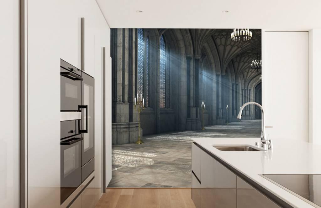 Gebouwen - 3D Kathedraal - Hobbykamer 4