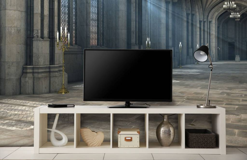 Gebouwen - 3D Kathedraal - Hobbykamer 5