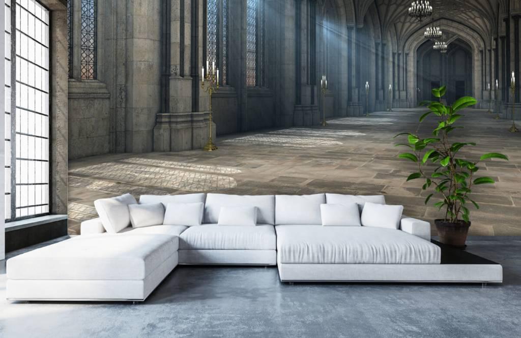 Gebouwen - 3D Kathedraal - Hobbykamer 6