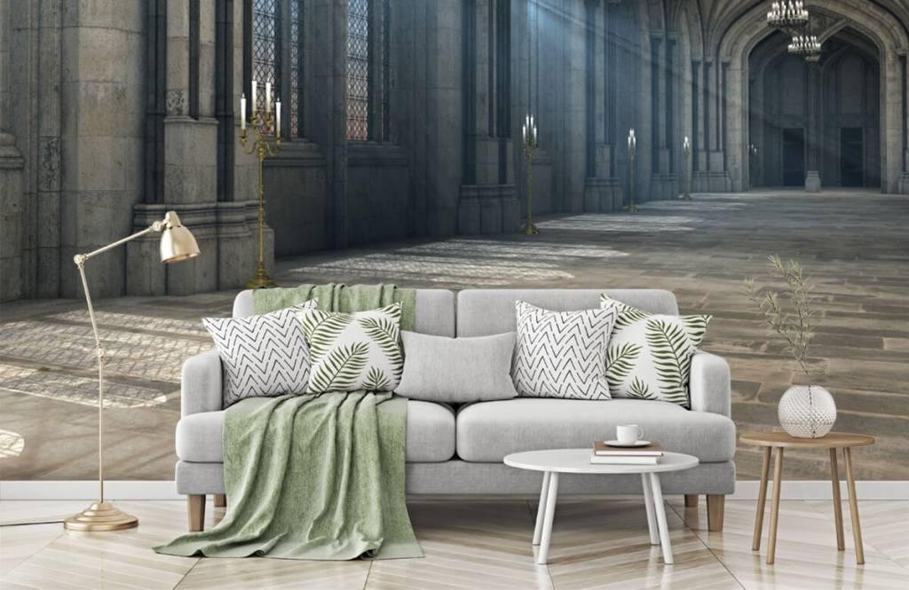 Gebouwen - 3D Kathedraal - Hobbykamer 7