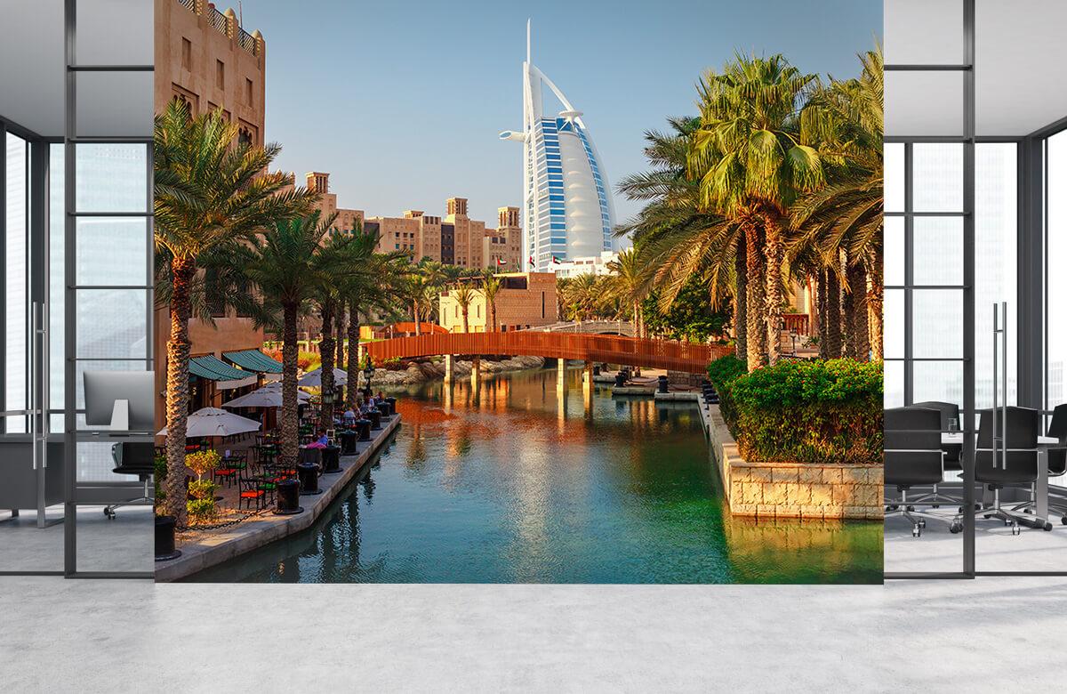 Steden behang - Dubai, Jumeirah beach hotel - Slaapkamer 3