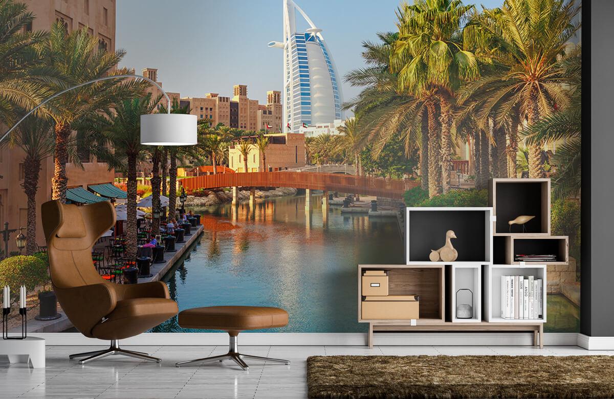 Steden behang - Dubai, Jumeirah beach hotel - Slaapkamer 4