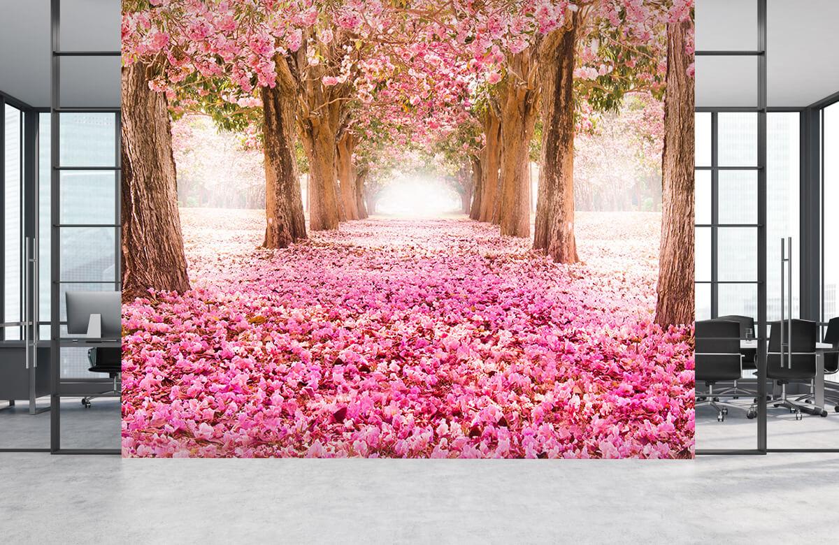Bloemen, planten en bomen Fotobehang bloesem 3