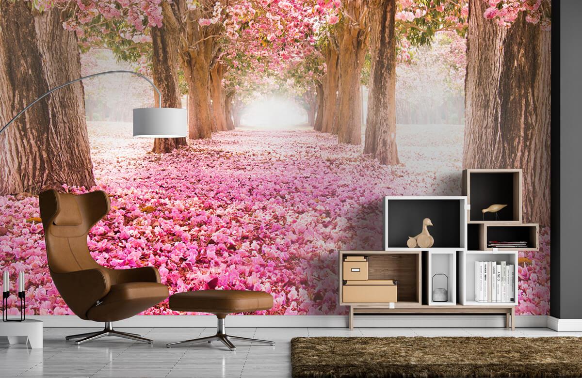 Bloemen, planten en bomen Fotobehang bloesem 4
