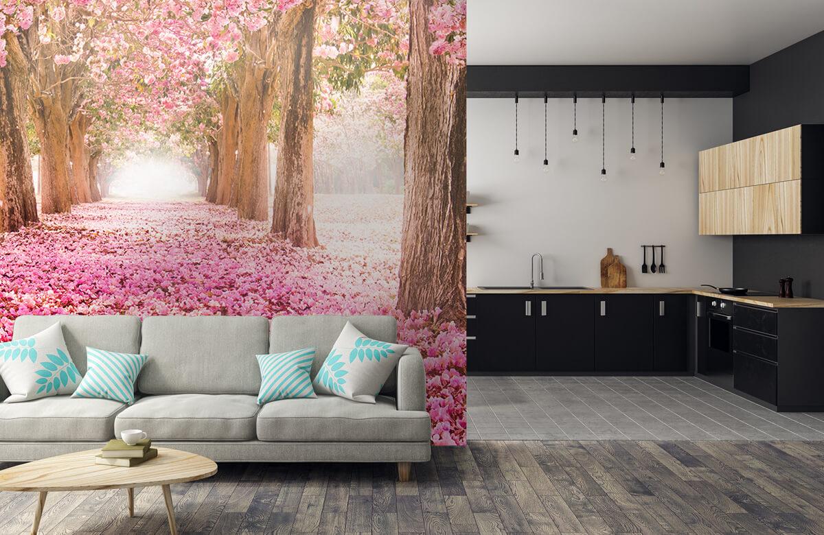 Bloemen, planten en bomen Fotobehang bloesem 5