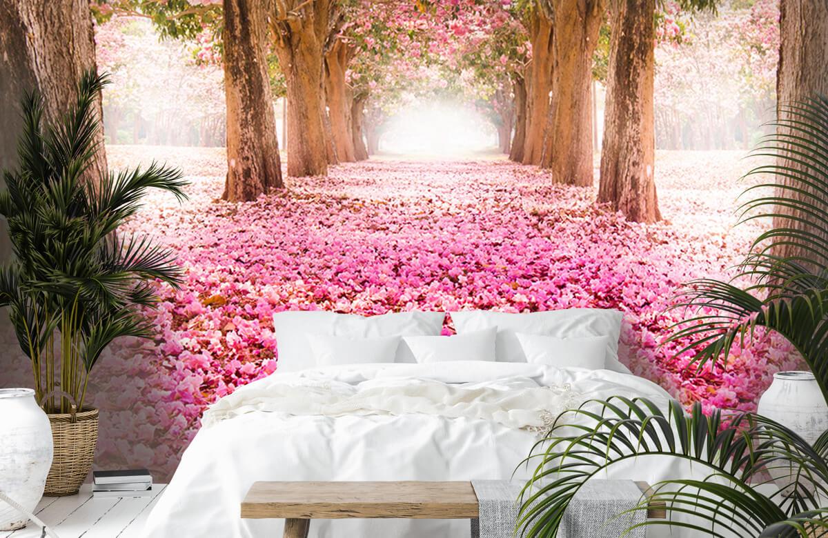 Bloemen, planten en bomen Fotobehang bloesem 6