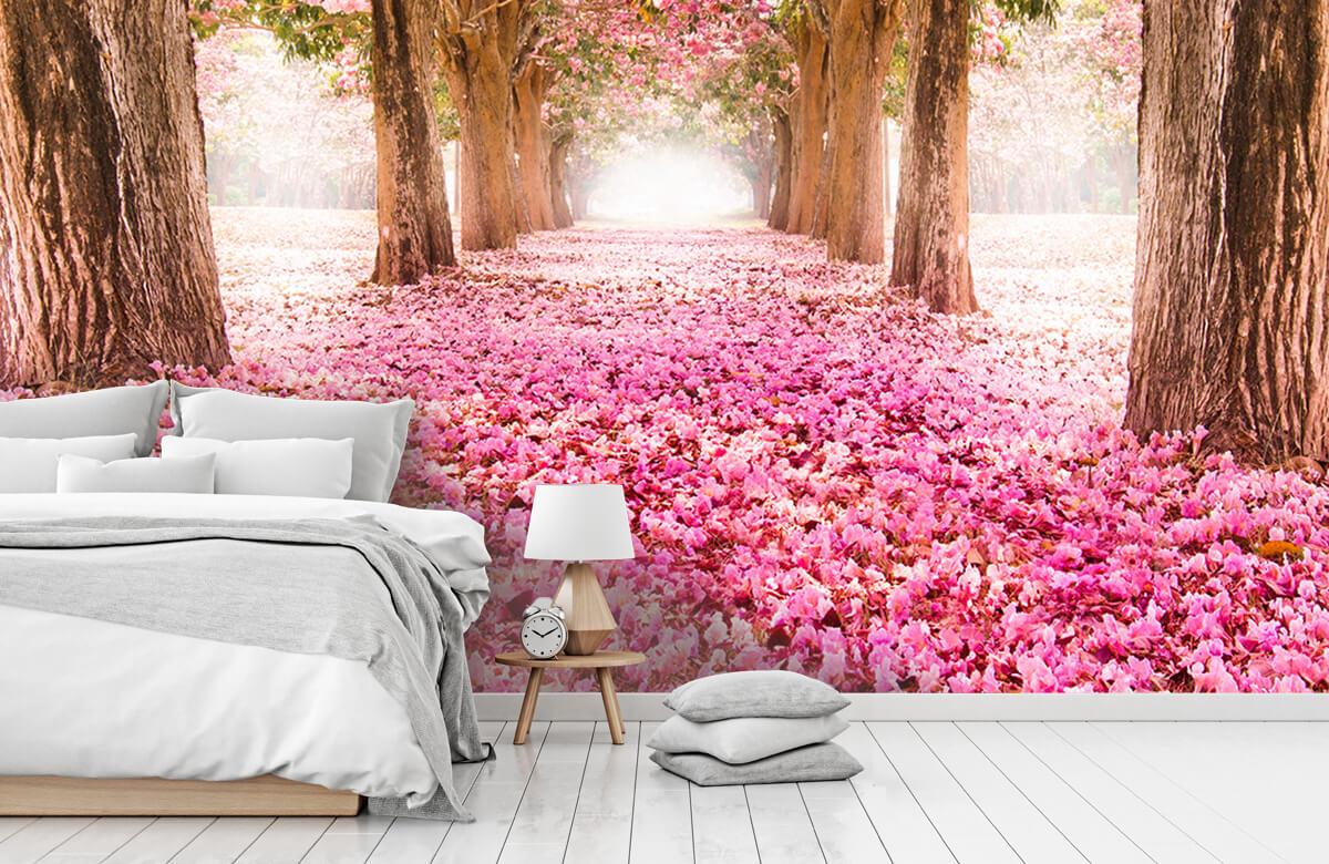 Bloemen, planten en bomen Fotobehang bloesem 7