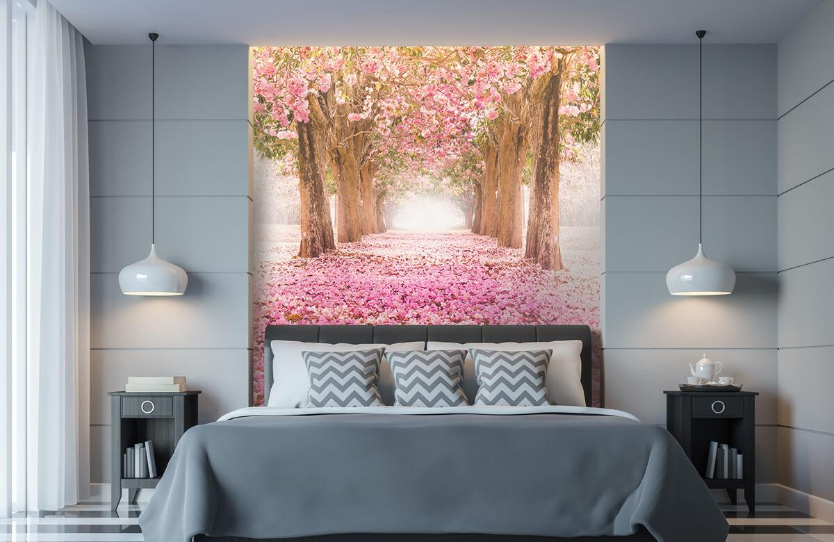 Bloemen, planten en bomen Fotobehang bloesem 8