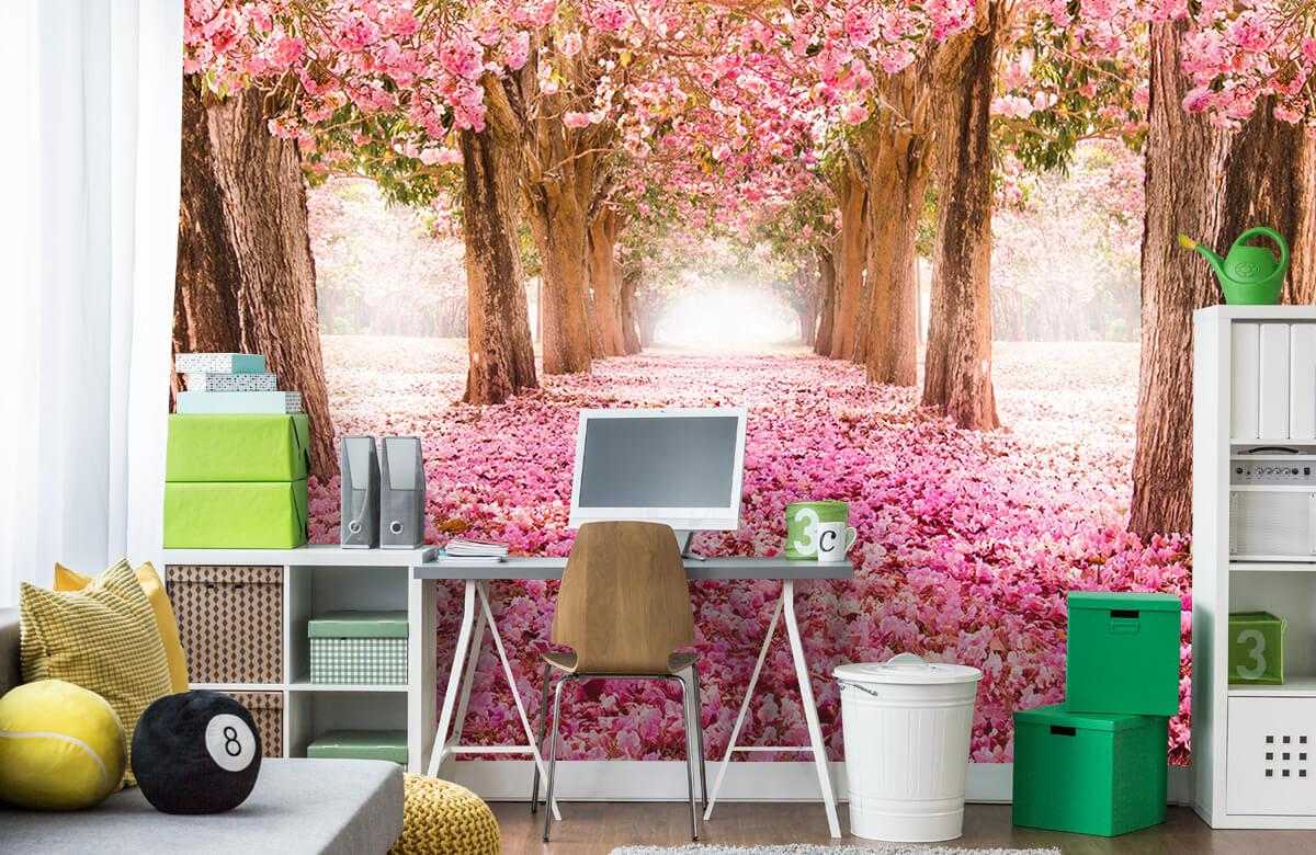 Bloemen, planten en bomen Fotobehang bloesem 9