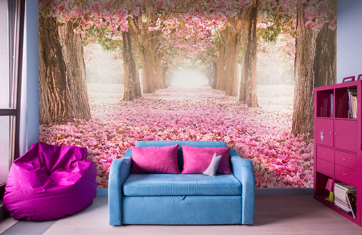 Bloemen, planten en bomen Fotobehang bloesem 10