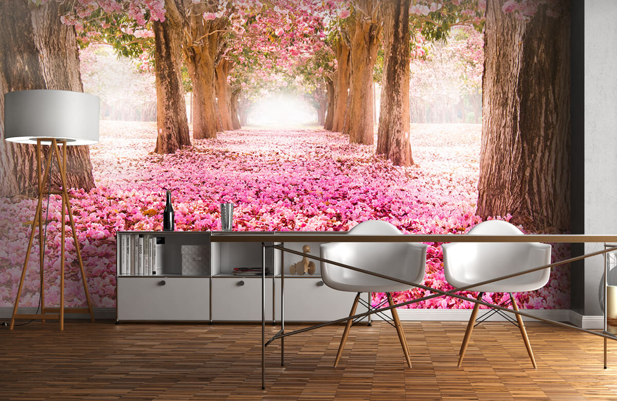 Bloemen, planten en bomen Fotobehang bloesem 11