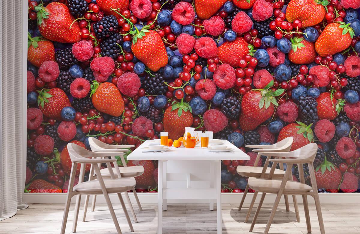 Fruit Rode vruchten 1