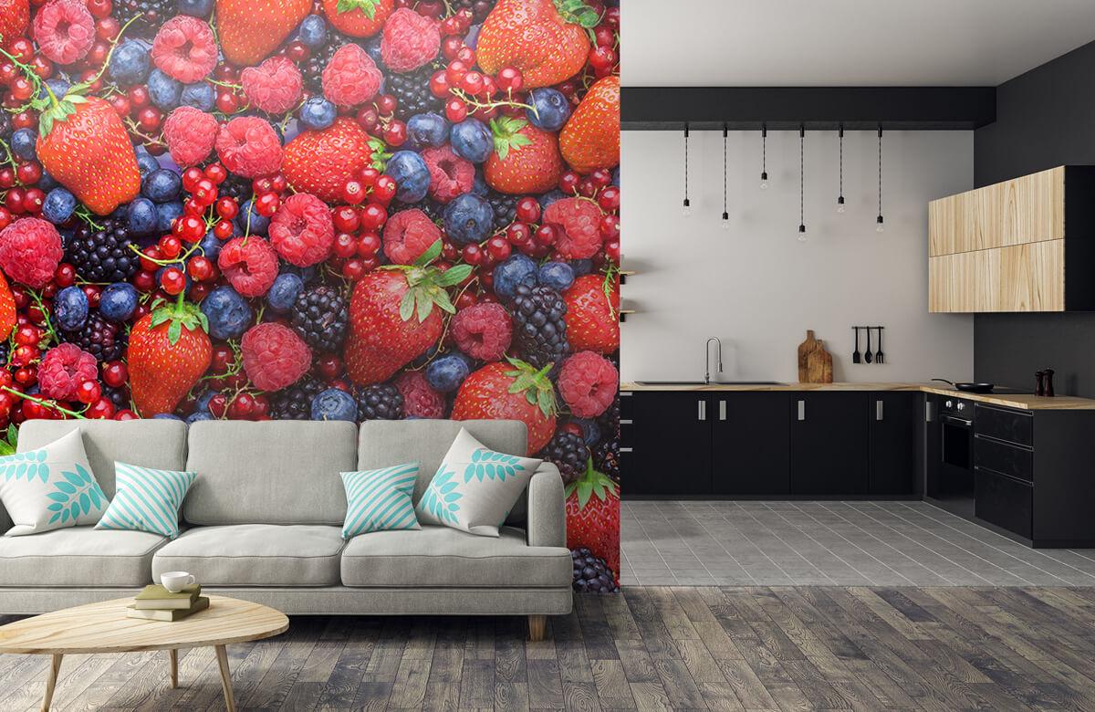 Fruit Rode vruchten 5