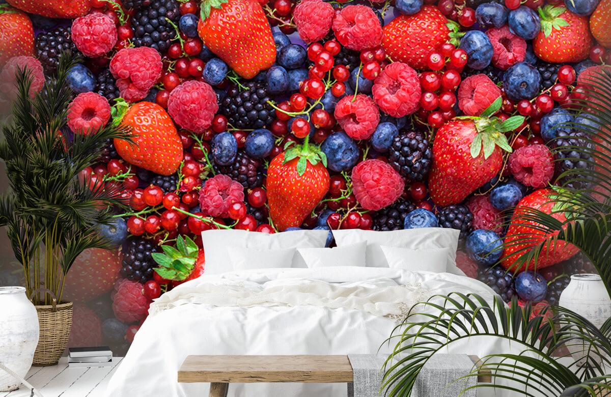 Fruit Rode vruchten 6