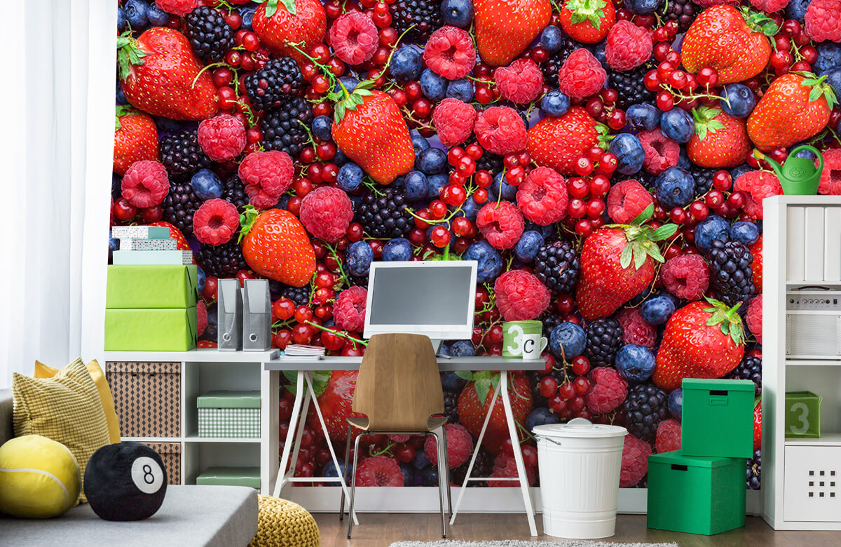 Fruit Rode vruchten 9