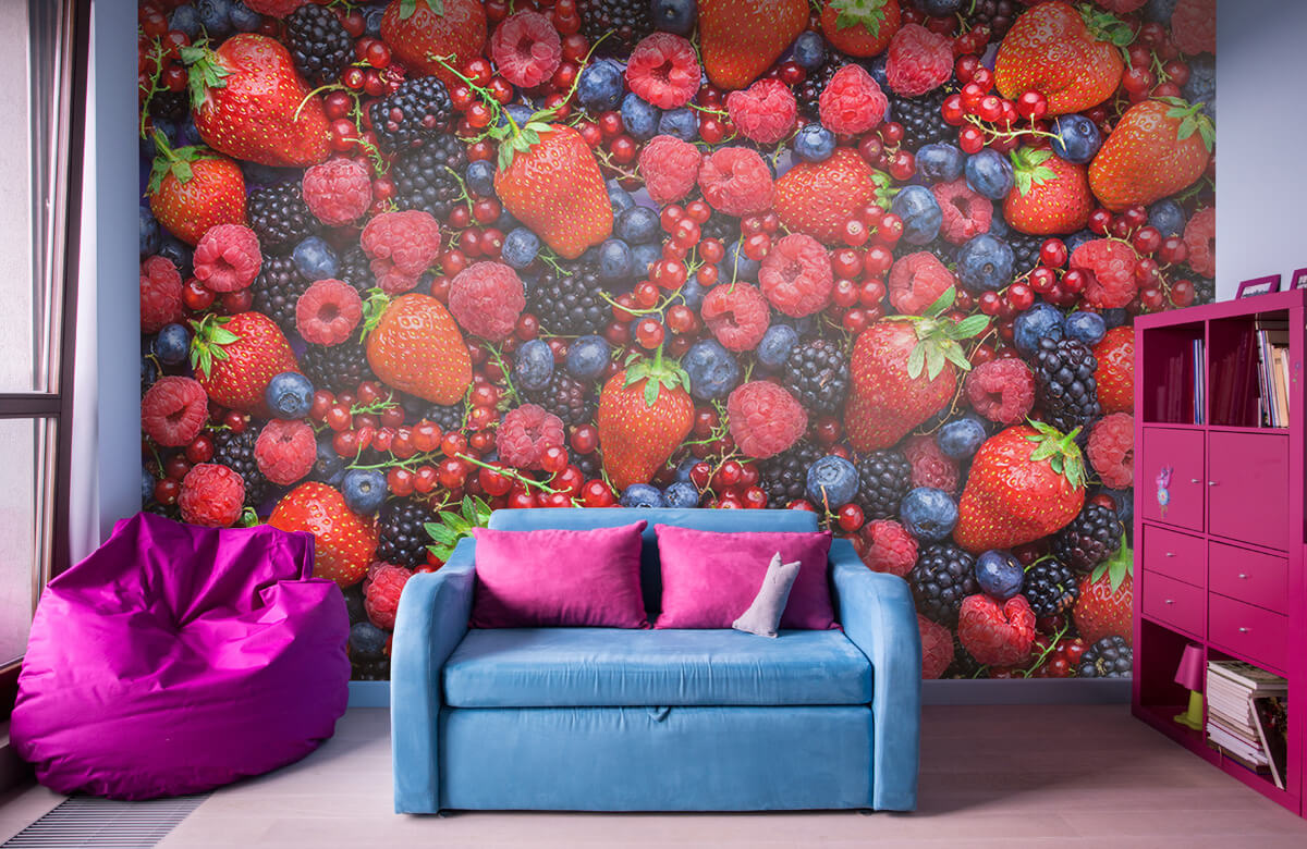 Fruit Rode vruchten 10