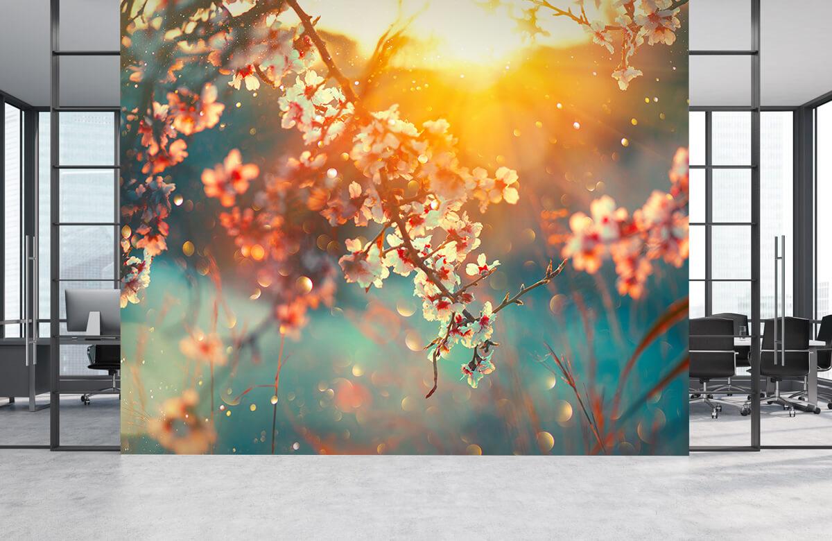 Bloesem - Bloesem in het voorjaar - Slaapkamer 3